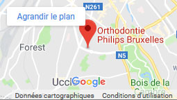 Cabinet d'orthododontie Philips à Uccle