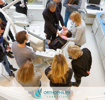 Formation en groupe orthodontie